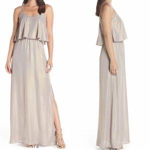 The Carolina Popover Gown